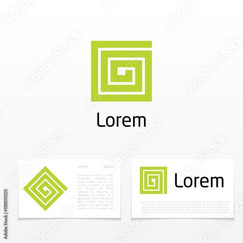 Photo  symbol of letter g