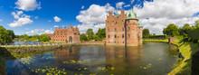 Egeskov Castle, Funen, Denmark.