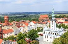 Chełmno, Panorama Starego Mia...