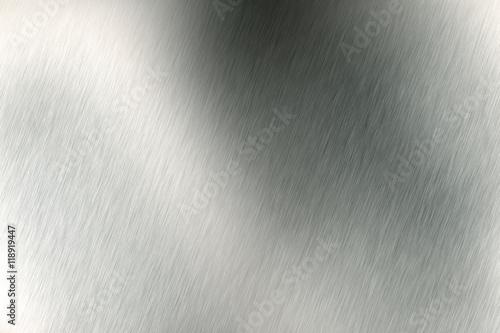Türaufkleber Metall metal surface