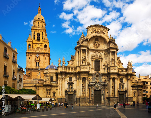 Cathedral Church of Saint Maria at Murcia