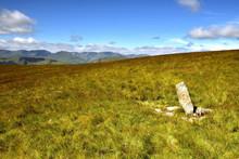 Boundary Stone Marker