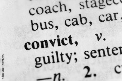 Fotografia  Convict