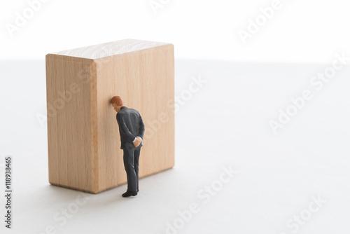 Fotografía  失敗したビジネスマン