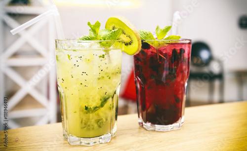 Fototapeta Cocktails