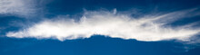 Streaky White Cloud Long Way On Sky