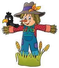 Scarecrow Theme Image 1