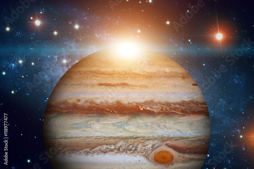 Fotografie, Obraz  Solar System - Jupiter