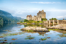 Early Morning At Eilean Donan ...