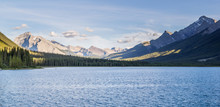 Goat Pond And Spray Lakes Rese...