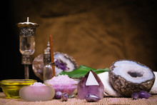 Crystal Spa Therapy
