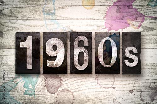 Photo 1960s Concept Metal Letterpress Type