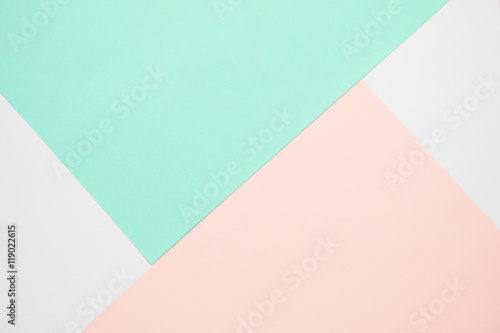 Photo  Colorful pastel paper background.
