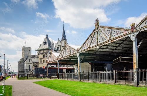 Poster Antwerp Anvers