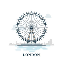 Flat Modern Vector London, The...