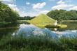 Leinwanddruck Bild - Park Branitz, Germany