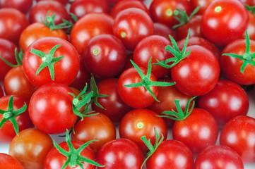 cherry tomato background