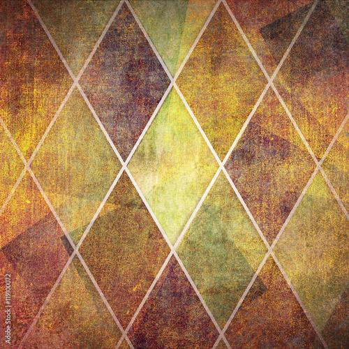 Poster Kranten abstract grunge textured background