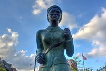 Harriet Tubman Memorial Statue...