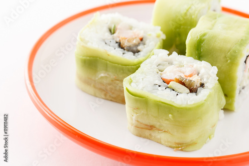 tasty sushi - 119111482