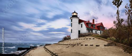 Valokuva  Point Betsie Lighthouse