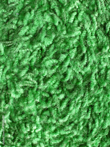 Wall Murals Forest Carpet of green artificial grass