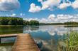 canvas print picture - Masuren; Polen