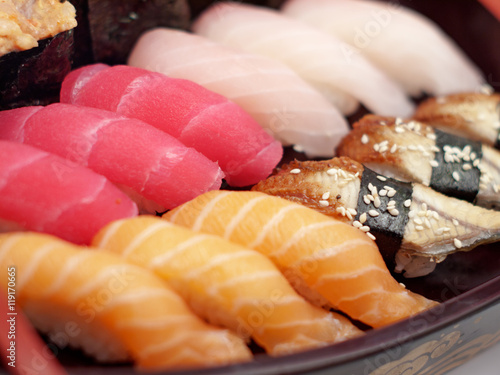 Sushi set - 119170665