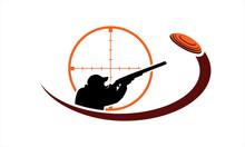 Skeet Shooting Logo