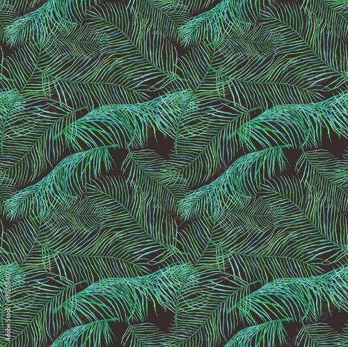 wzor-z-lisci-palmy