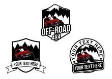 Logo Jeep Offroad