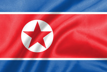 Ripple North Korea Flag