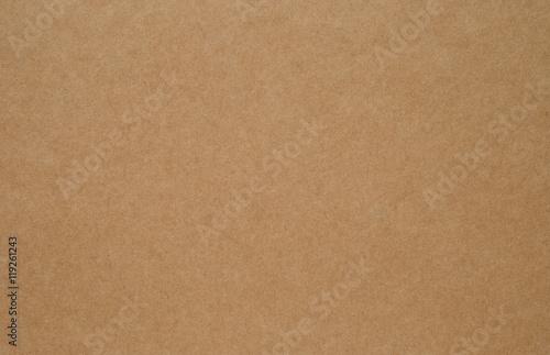 Brown paper for background. Billede på lærred
