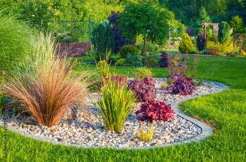 Aluminium Prints Garden Garden Landscape Design