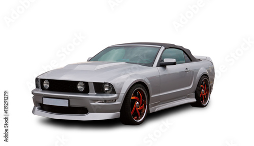 Photo  American Muscle Car