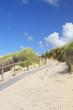 Dünenweg auf Langeoog