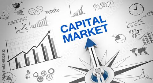 Foto Capital market