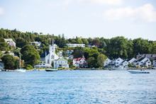 Mackinac Island Vacation Destination Historic Island Northern Michigan