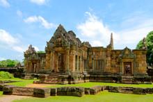 Prasat Muang Tam Is A Khmer Te...