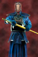 Kendo - Kendoka In Full Armor ...