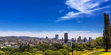 Republic Of South Africa. Pretoria - Capital City, Gauteng Province. Cityscape Seen From The Union Buildings