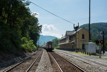 National Park Service Town Of Thurmond WV