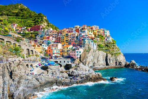 In de dag Mediterraans Europa Cinque Terre, Italy