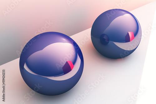 Fényképezés  spheres