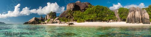 Fotografie, Obraz  Anse Source d'Argent, Seychelles