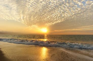 FototapetaOcean Sunset