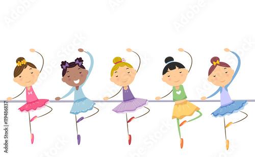 ilustracyjne-dziewczynki-tanczace-balet