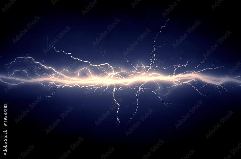 Fototapety, obrazy: lightnings