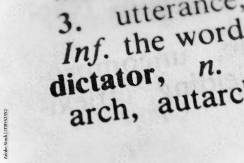 Dictator Wallpaper Mural