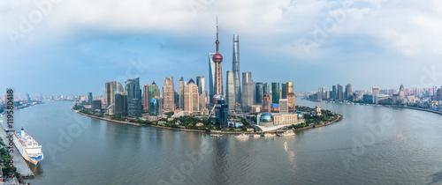 Photo Stands Shanghai Spectacular views of the Bund,shanghai,china.